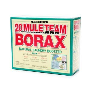 borax-powder