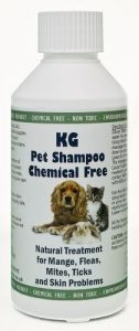 pesticide free pet shampoo