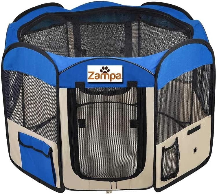 zampa dog playpen review