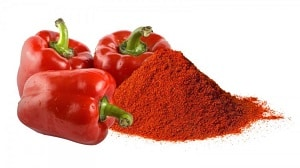 Dogs hate the smell of paprika.