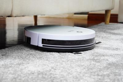 Robot vacuum for pet hair.